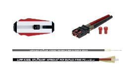 Plastic Cladded Fibre (PCF)