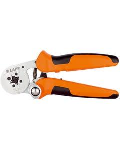 Crimping pliers end sleeves PEW 8.186