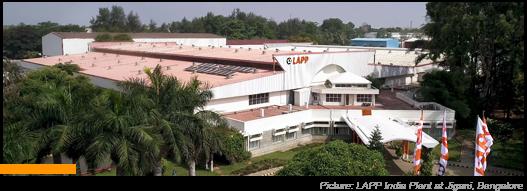 LAPP India Plant - Jigani