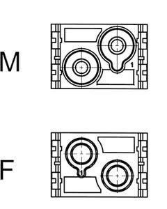 EPIC MCS-HC 2 S MALE MODULE