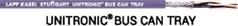 UNITRONIC(R) BUS CAN TRAY