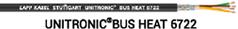 UNITRONIC(R) BUS HEAT 6722