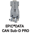 EPIC(R) DATA CAN Sub-D PRO