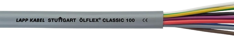 ÖLFLEX® CLASSIC 100 300/500Vパワーコントロールケーブル